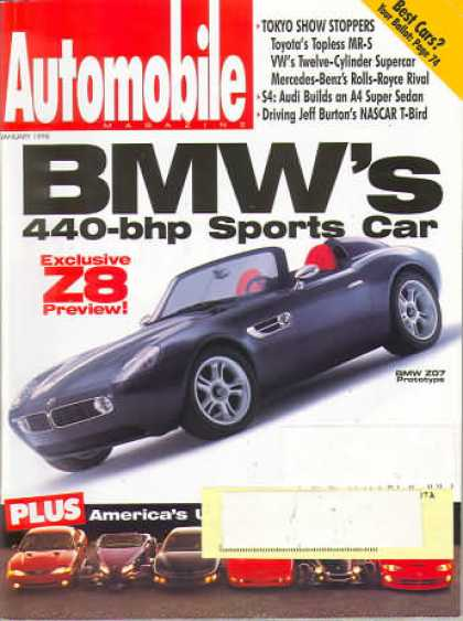 Automobile - January 1998