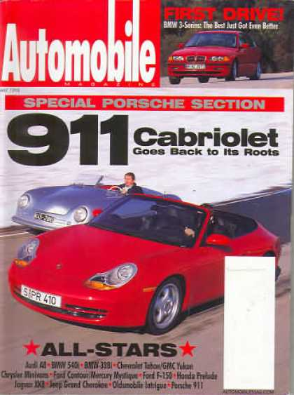 Automobile - May 1998