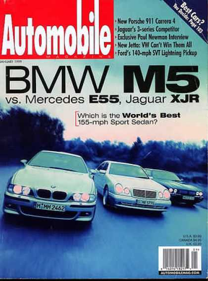 Automobile - January 1999