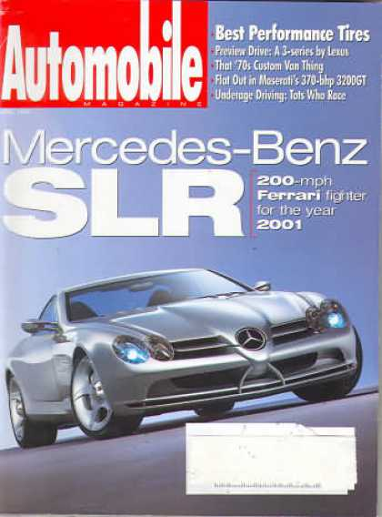Automobile - April 1999
