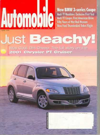 Automobile - June 1999