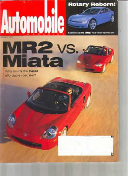 Automobile - January 2000