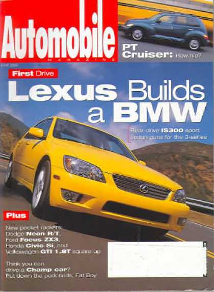 Automobile - June 2000