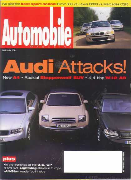 Automobile - January 2001