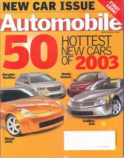 Automobile - September 2002