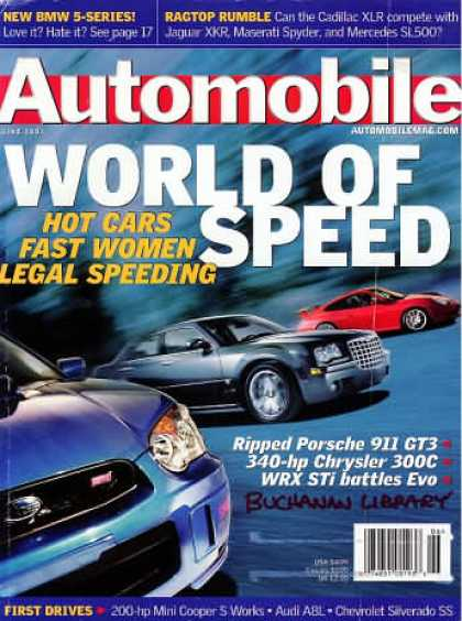 Automobile - June 2003