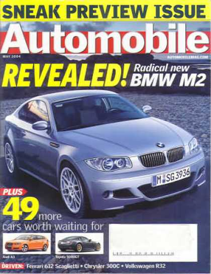 Automobile - May 2004
