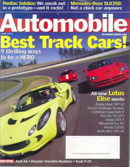 Automobile - June 2004