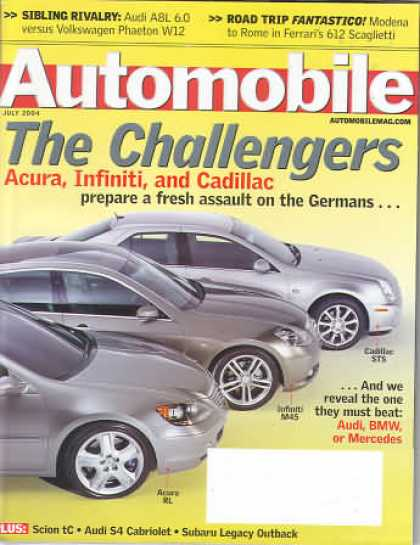 Automobile - July 2004
