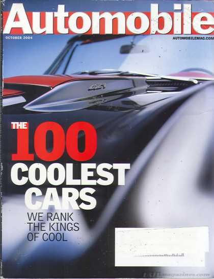 Automobile - October 2004
