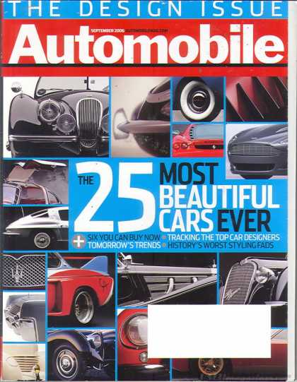 Automobile - September 2006