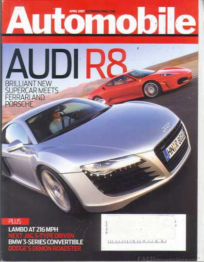 Automobile - April 2007