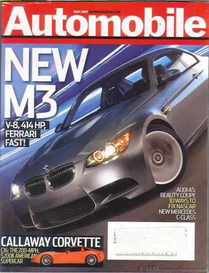 Automobile - May 2007