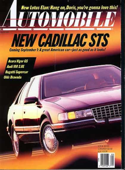Automobile - May 1991