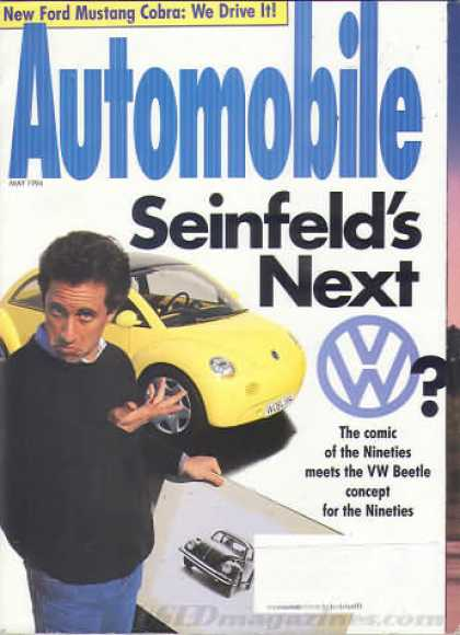 Automobile - May 1994