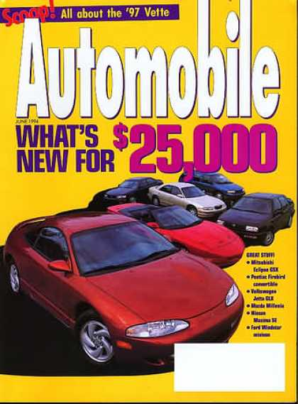 Automobile - June 1994