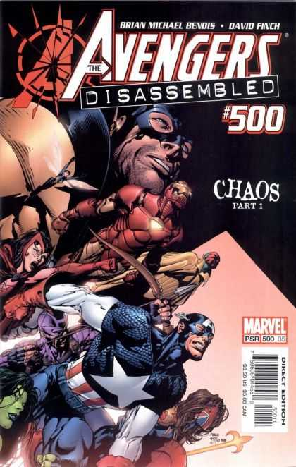 Avengers (1998) 85 - 500 - Disassembled - Chaos - Part 1
