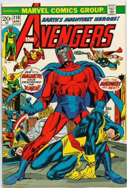 414 - [Debate] ¿Qué comics salieron en el mes que naciste? - Página 2 110-1