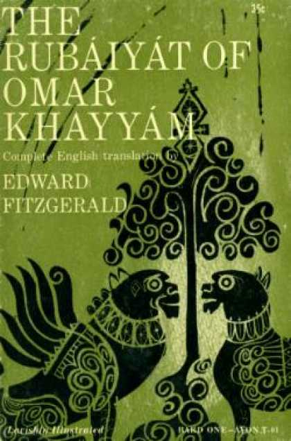 Avon Books - The Rubaiyat of Omar Khayyam - Omar Khayyam