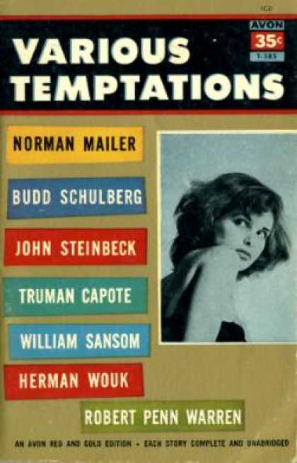 Avon Books - Various Temptations