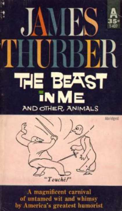 Avon Books - The Beast In Me and Other Animals - James Thurber