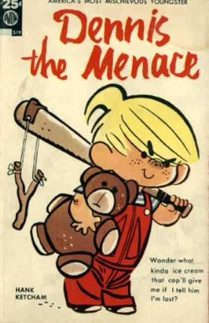 Avon Books - Dennis the Menace