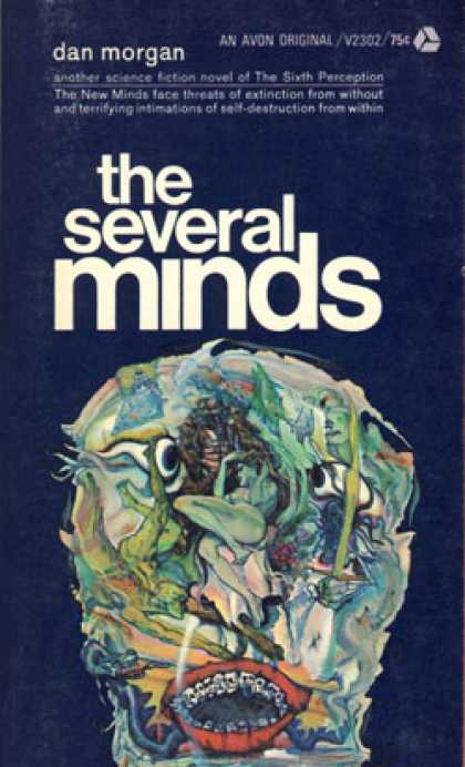 Avon Books - The Several Minds - Dan Morgan