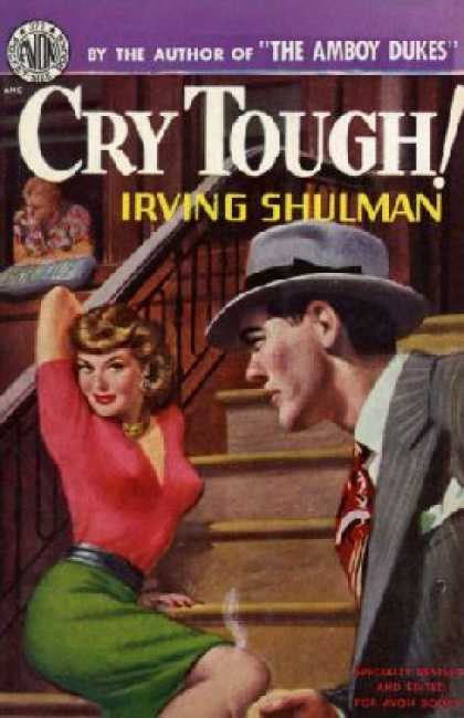 Avon Books - Cry Tough!