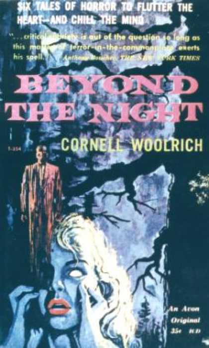 Avon Books - Beyond the Night - Cornell Woolrich