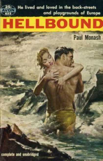 Avon Books - Hellbound - Paul Monash