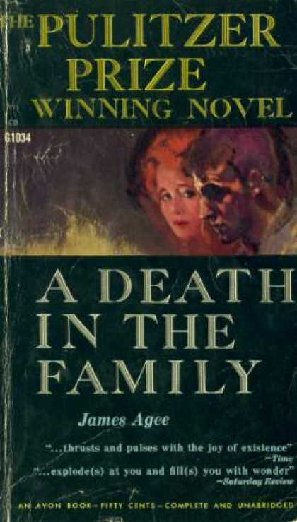 Avon Books - A Death In the Family - James Agee
