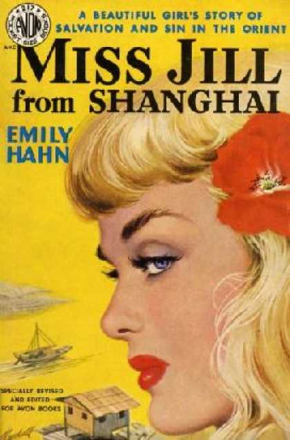 Avon Books - Miss Jill from Shanghai - Emily Hahn
