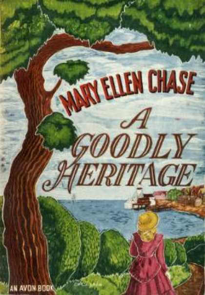 Avon Books - A Goodly Heritage - Mary Ellen Chase