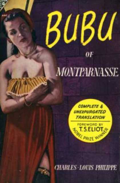 Avon Books - Bubu of Montparnasse