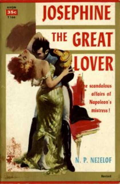 Avon Books - Josephine the Great Lover