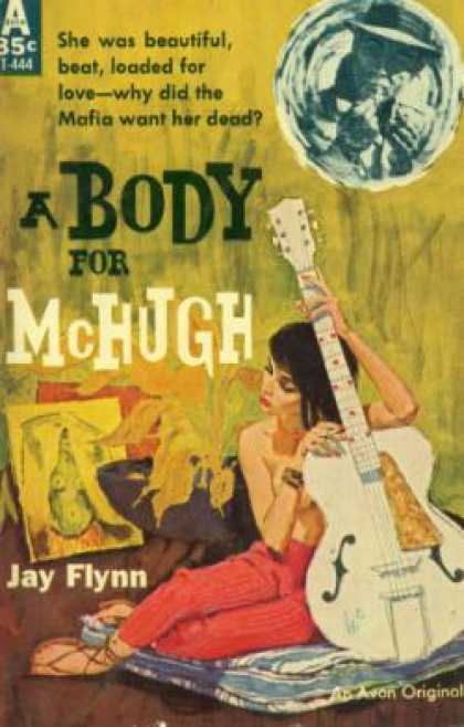 Avon Books - A Body for Mchugh