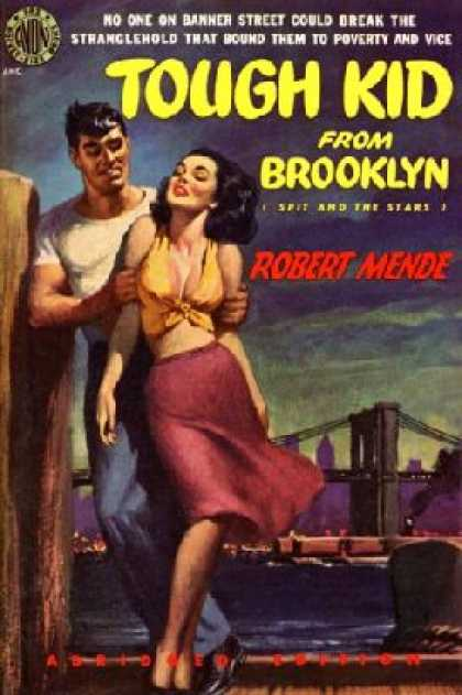 Avon Books - Tough Kid From Brooklyn