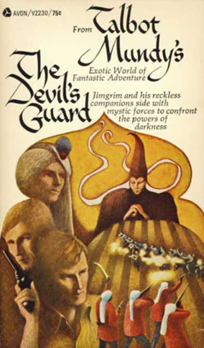 Avon Books - The Devil's Guard
