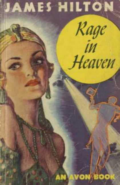 Avon Books - Rage In Heaven - James Hilton