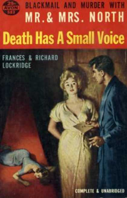 Avon Books - Death Has a Small Voice