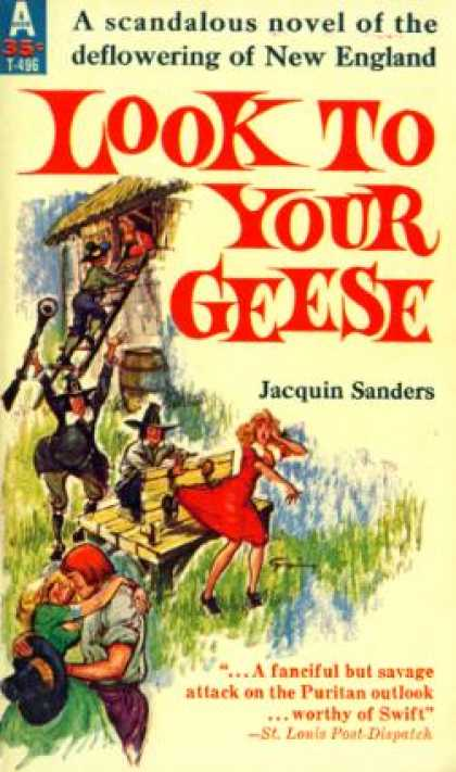 Avon Books - Look to Your geese - Jacquin Sanders