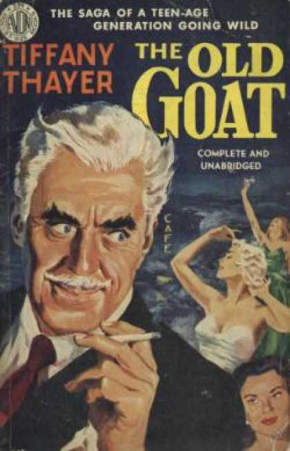 Avon Books - The Old Goat