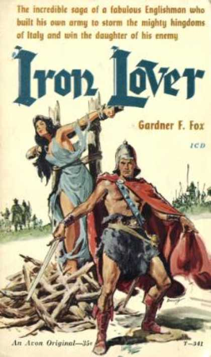 Avon Books - Iron Lover