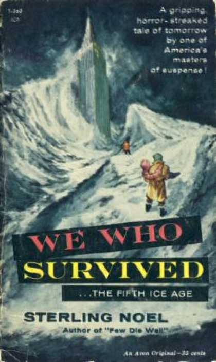 Avon Books - We Who Survived (avon Sf, T-360) - Sterling Noel