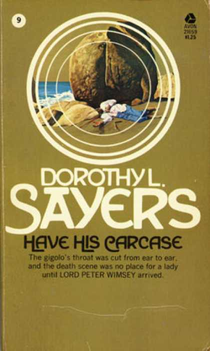 Avon Books - Have His Carcase - Dorothy L. Sayers