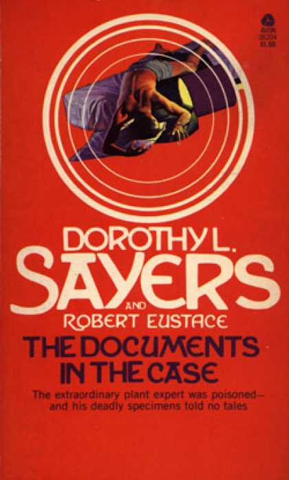 Avon Books - Whose Body? - Dorothy L. Sayers