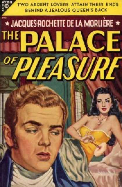 Avon Books - Palace of Pleasure