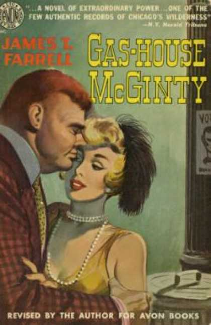 Avon Books - Gas-house Mcginty