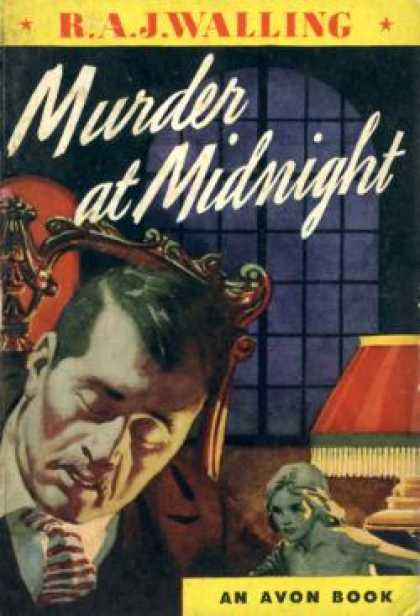 Avon Books - Murder at Midnight - R. A. J. Walling