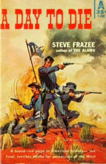 Avon Books - A Day To Die - Steve Frazee